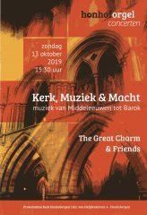 Kerk, Muziek en Macht